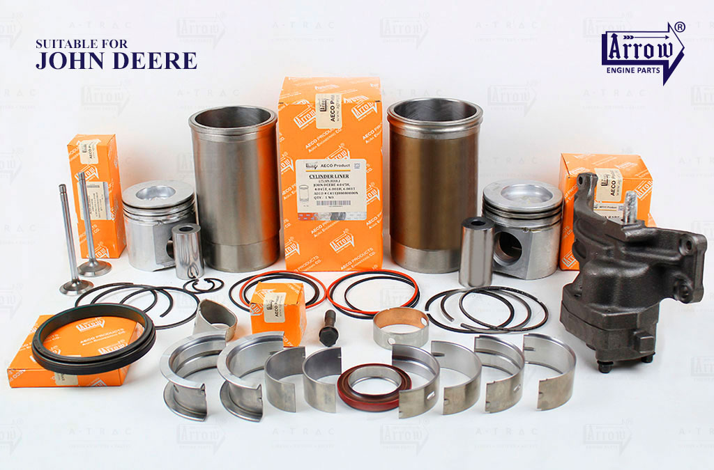Arrow Aftermarket Engine Parts - Cylinder Liners, Pistons, Engine