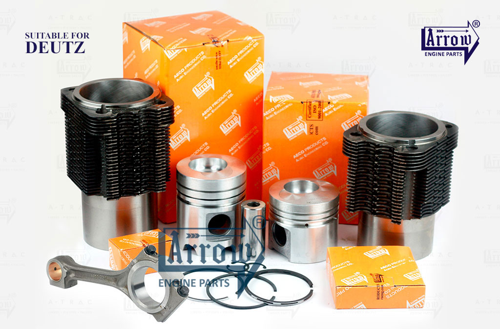 Arrow Aftermarket Engine Parts - Cylinder Liners, Pistons