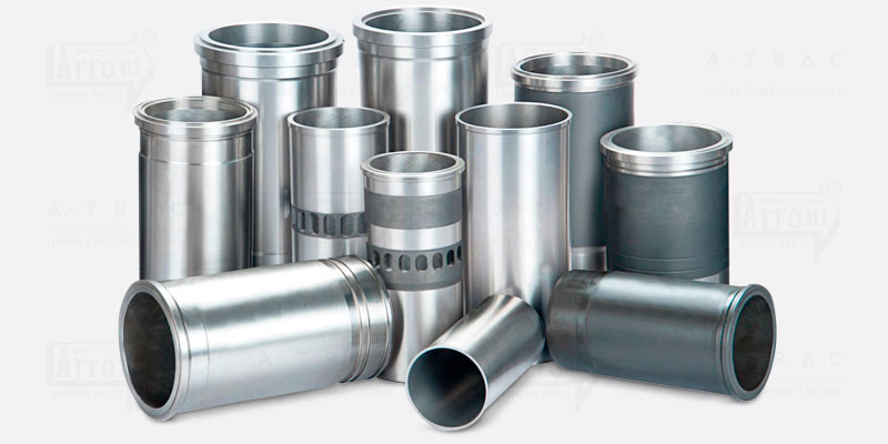 Arrow Cylinder Liners & Sleeves - Air Cooled, Wet & Dry